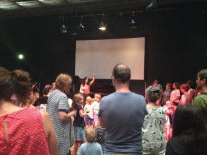 Toller klingender Abschluss des Juniorfestivals