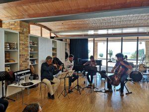 Innenleben eines 18-Jährigen während eines Penderecki-Quartetts
